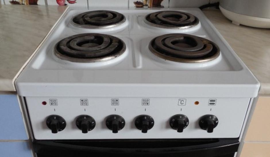 Электрическая плита Мечта в Суворовском
