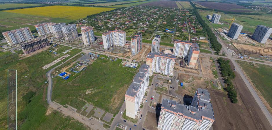 Пример 3D-панорамы Суворовского