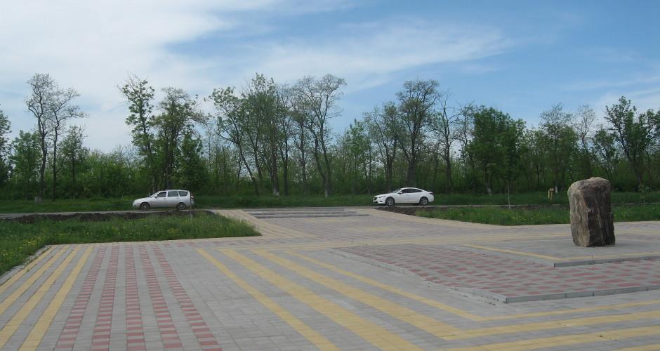 Вид на ул. Сосновую в ЖК Суворовском
