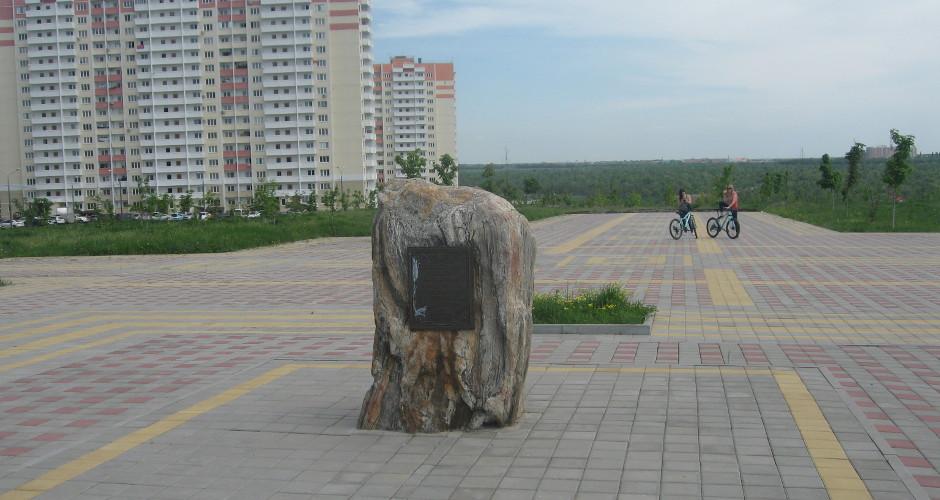 Символ парка Суворовского