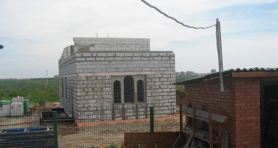Вид на воскресную школу