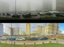Разный взгляд на ЖК Суворовский