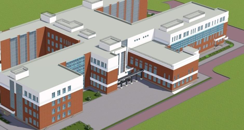 Схема школы Суворовского. Вид №2