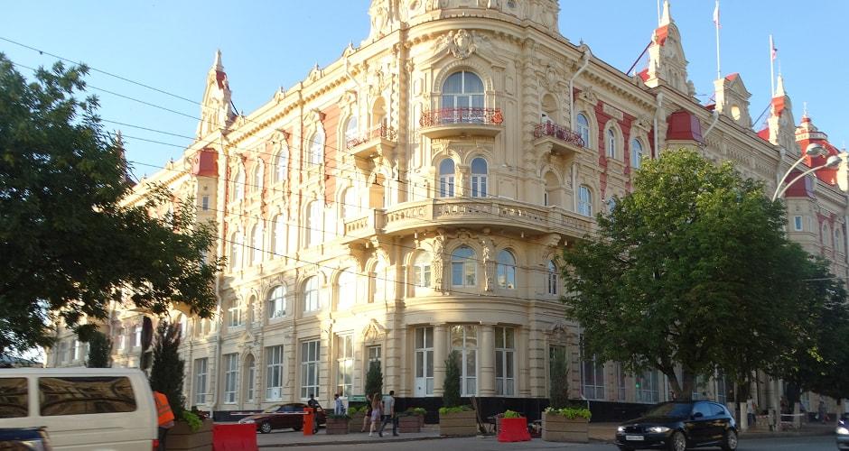 Городская ростовская Дума