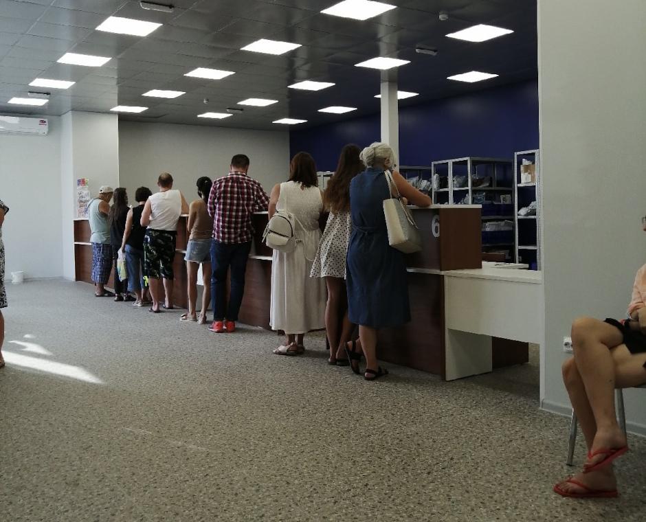 Почта и индекс Суворовского в Ростове-на-Дону