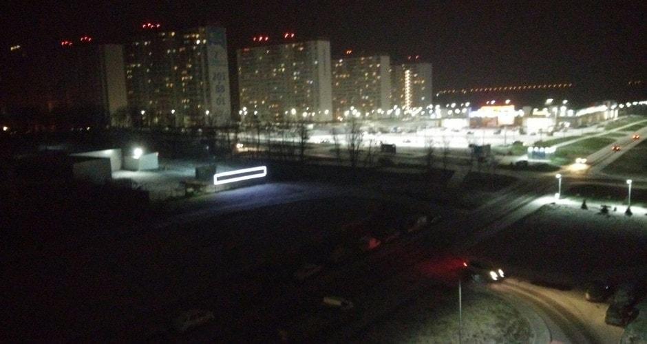 Весь Суворовский в снегу