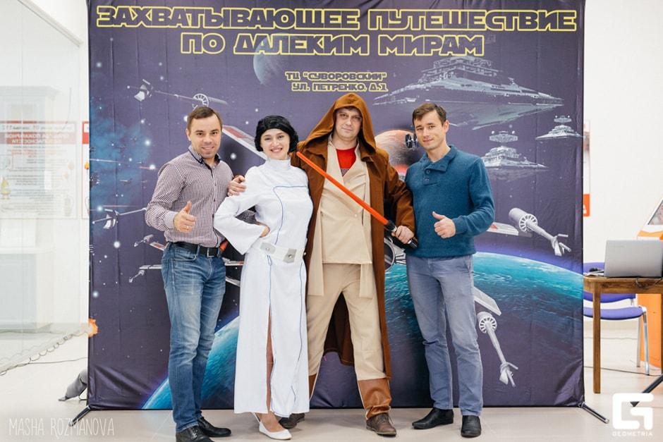 Аниматоры и праздник в ТЦ Суворовский