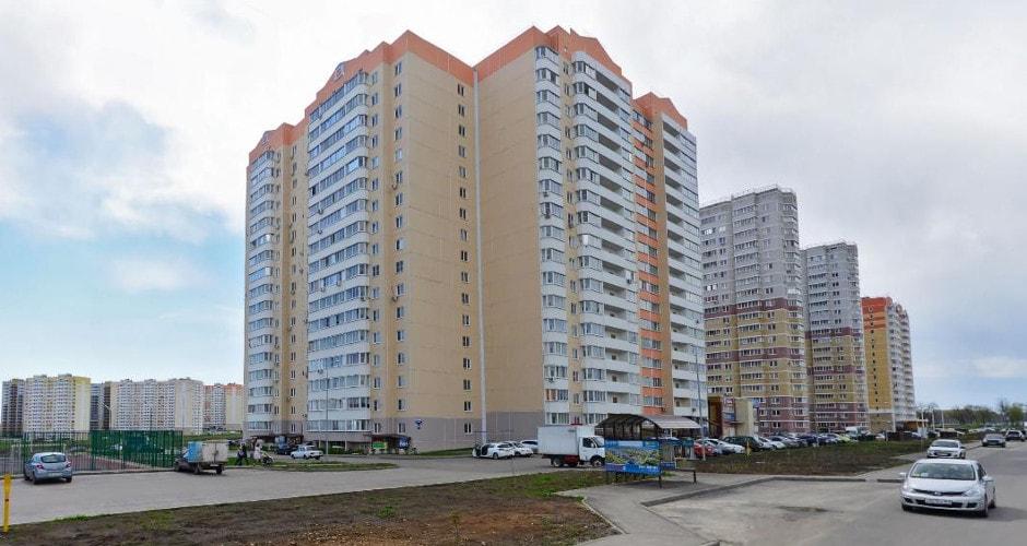 Дом по адресу ул. Петренко, 8 в ЖК Суворовском