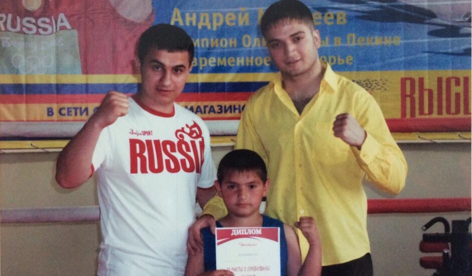 Секция бокса в ЖК Суворовский