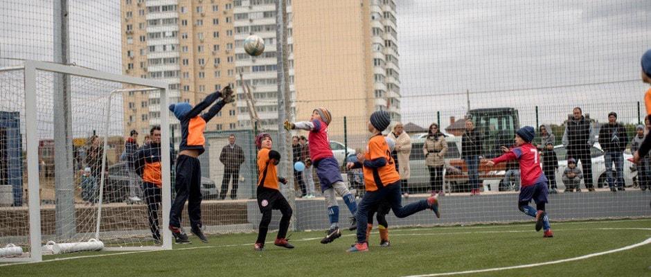 Футбольная школа Суворов