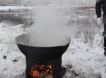 Праздничная полевая кухня
