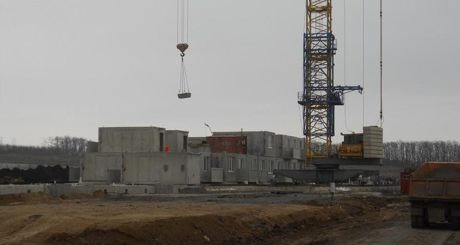 Вид на Участок 120 Литер 33 в ЖК Суворовском