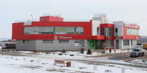 Торговый центр Уланский в 140-ом военном городке ЖК Суворовского