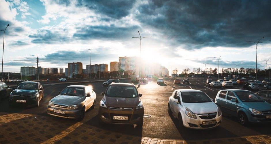 Автомобили и дороги ЖК Суворовского
