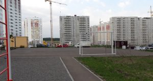 Площадка на Белоусова