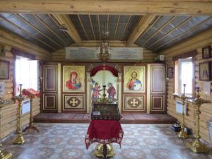 Православный храм в ЖК Суворовском