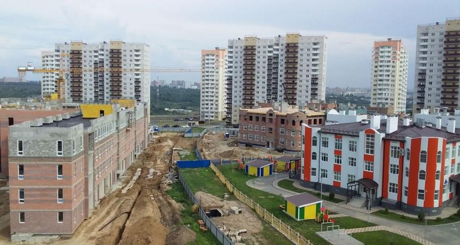 Школа и детский сад ЖК Суворовского