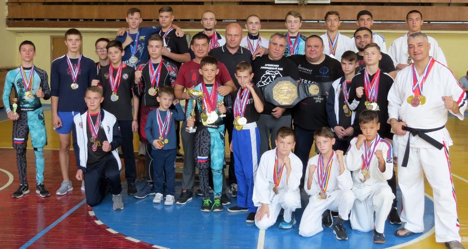 Встреча спортсменов в ЖК Суворовском