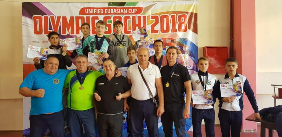 Команда клуба Суворов