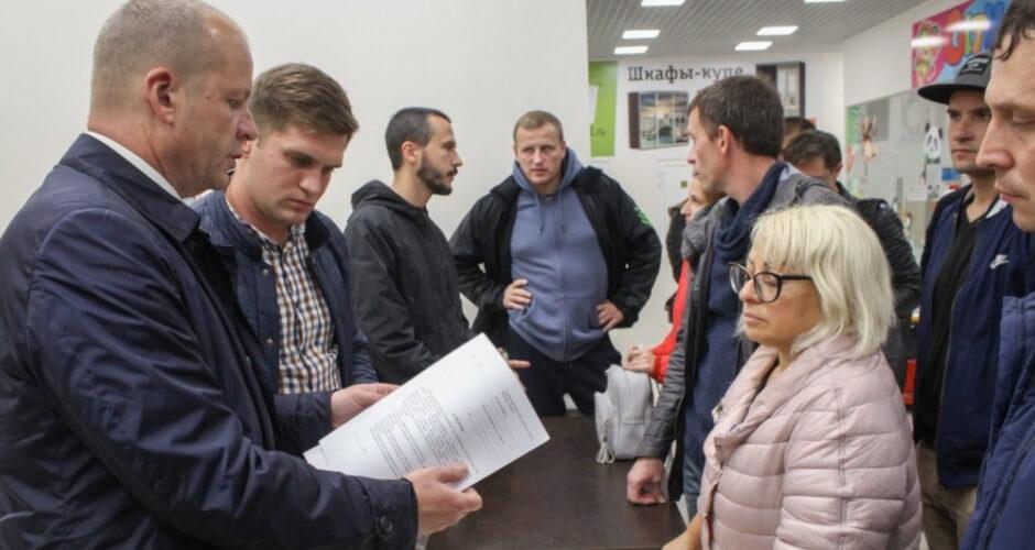 О народных дружинах ЖК Суворовский