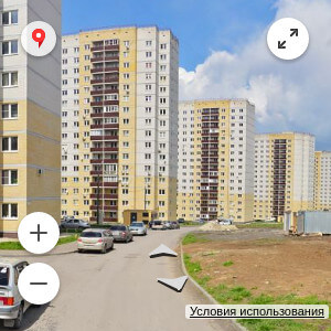 Виртуальная прогулка по ЖК Суворовский