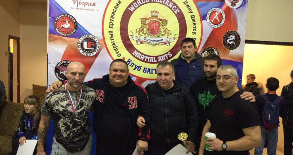 Тренеры спортивного клуба Суворов