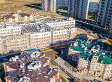 Открытие собственной внутренней школы ЖК Суворовский осенью 2019 года