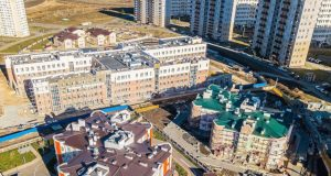 Открытие собственной внутренней школы ЖК Суворовский №75