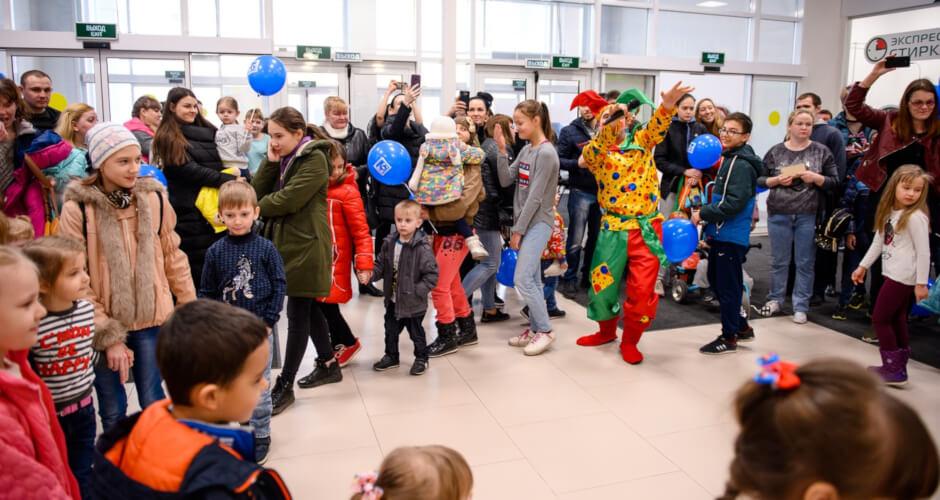 Семейный праздник в Суворовском