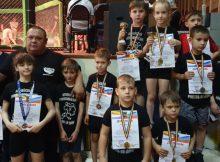 Воспитанники СК «Суворов» заняли третье место в общекомандном зачёте в региональном турнире по рукопашному бою.