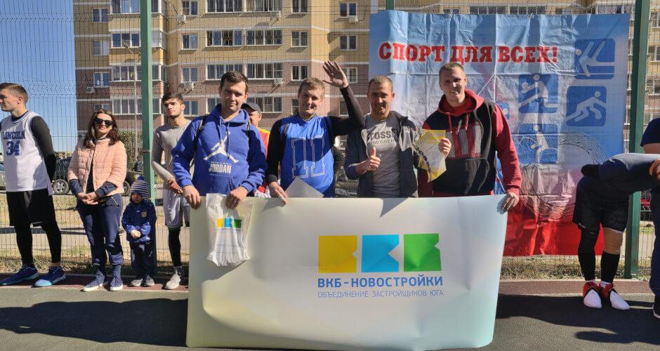 Фото спартакиады в Суворовском в 2018 году