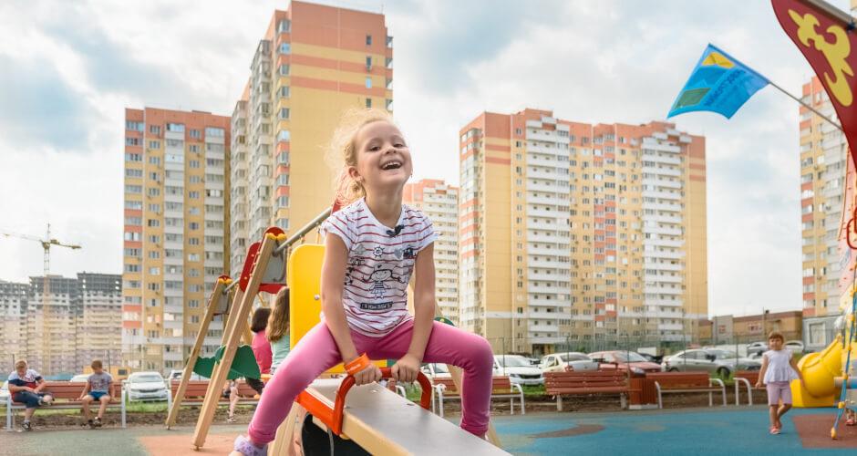 Игровой комплекс Фрегат в ЖК Суворовский. Вид 4.