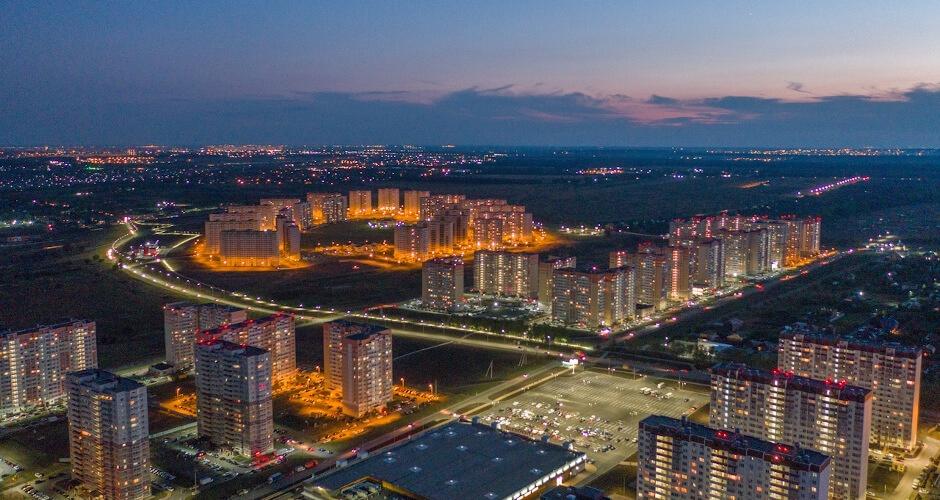 Транспортная система ЖК Суворовский