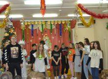 Первые классы школы 75 в ЖК Суворовский