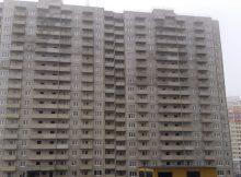 Вид на дом Литер 30 на Участке 120 ЖК Суворовского