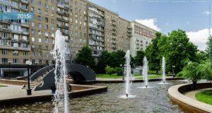 Благоустройство общественных пространств ЖК Суворовский