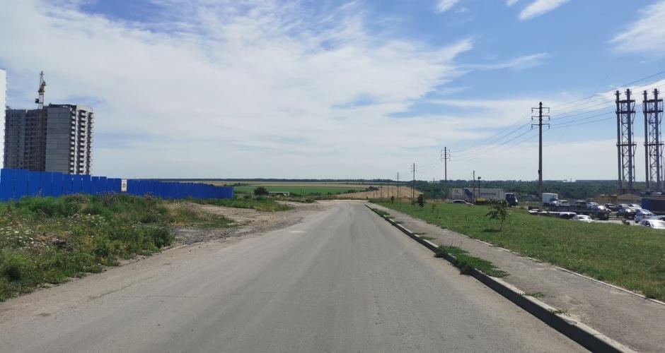 Опасный перекресток в ЖК Суворвоский