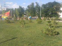Детский игровой комплекс Фрегат в ЖК Суворовский