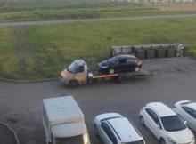 Эвакуатор забрал машину в Суворовском. Что делать?