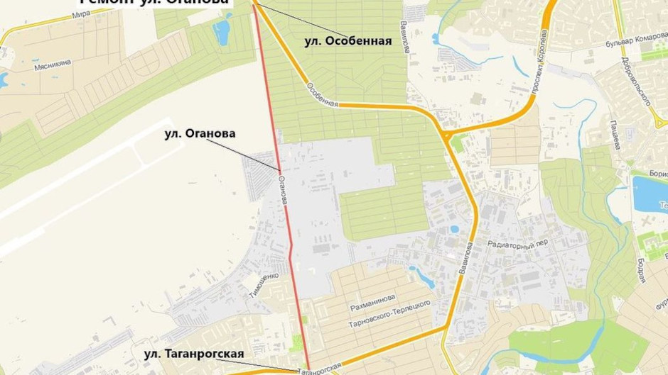 Движение по Оганова в ЖК Суворовский останавливать не будут