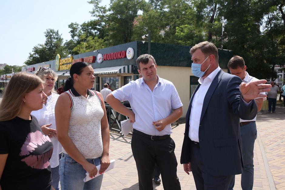 Выездная встреча по транспорту в ЖК Суворовский от июля 2021. Фото 2.