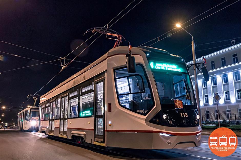 Трамвайная ветка в ЖК Суворовский Ростов-на-Дону