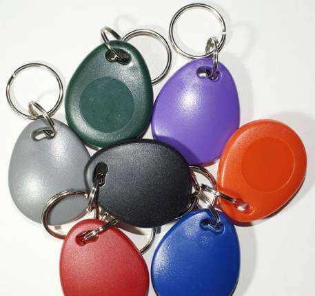 ключи от домофонов