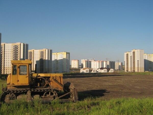 Основа для нового детского сада в ЖК Суворовском