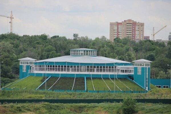 Очистные сооружения возле ЖК Суворовского
