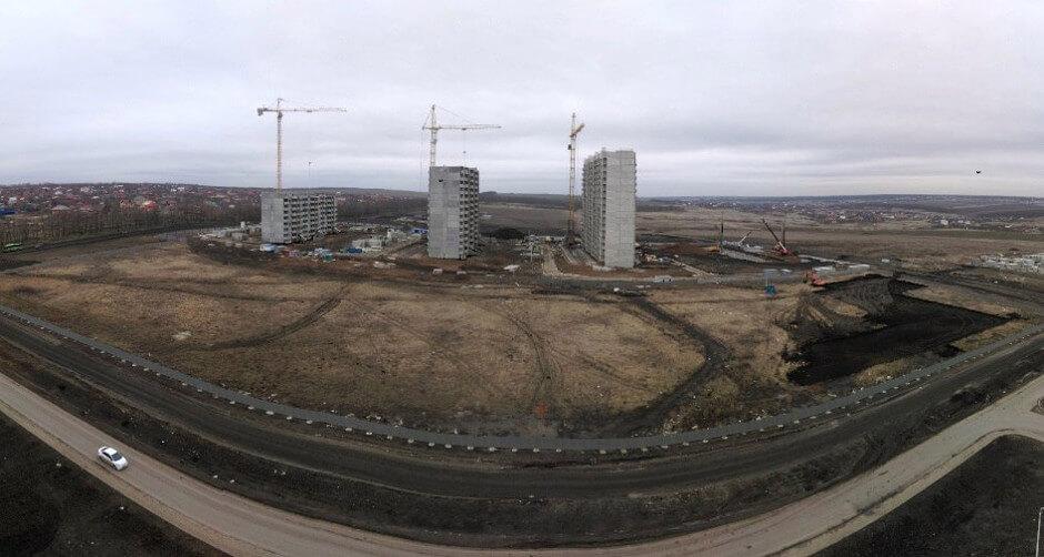 Новый торговый центр в ЖК Суворовском